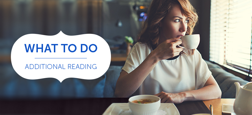 What to do - Additional Reading