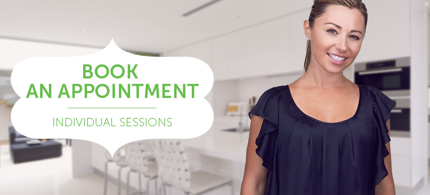 Book an appointment - Individual Sessions 2